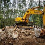 Construction plant hire company